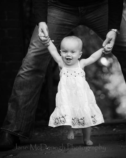 Lexington baby portrait