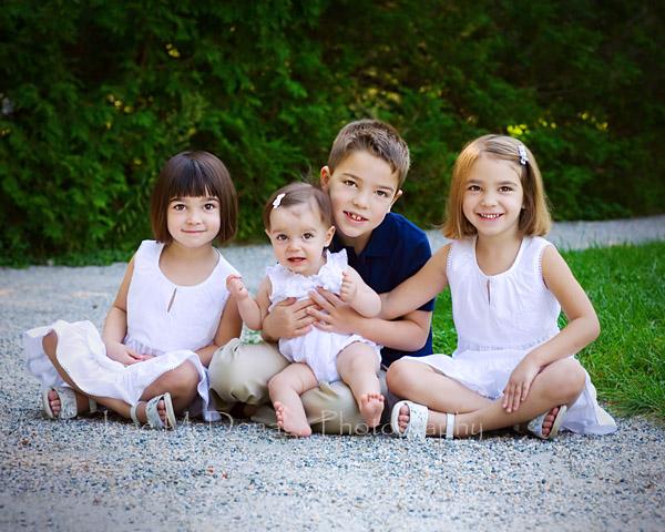 Massachusetts family photograph