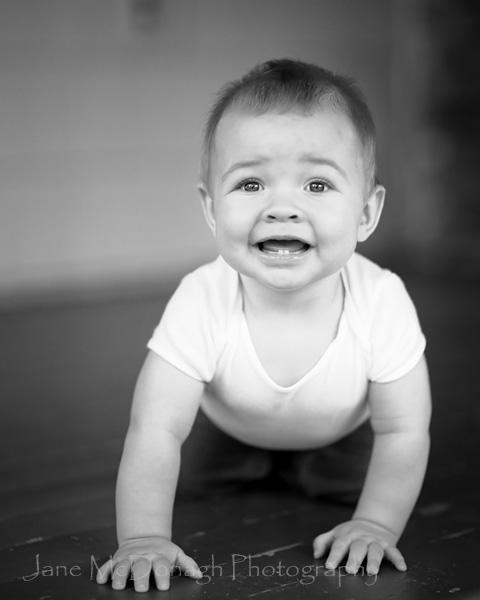 Concord baby portrait