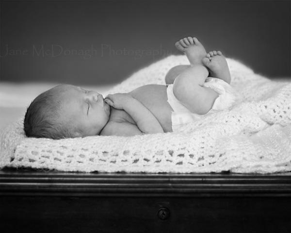 Leominster baby portrait