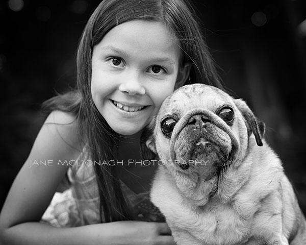 Acton pet portrait