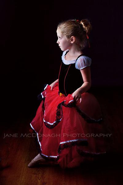 studio ballet dress