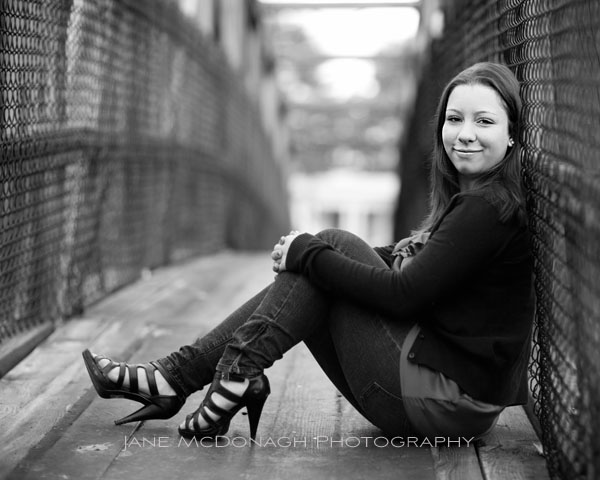 West Concord senior photographer