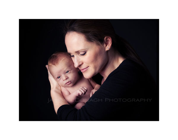 Mother and baby studio
