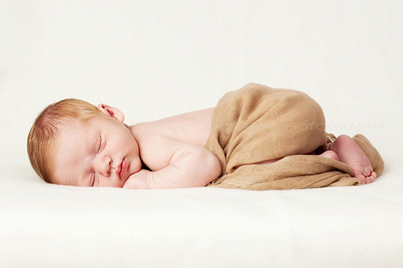 Boston baby portrait